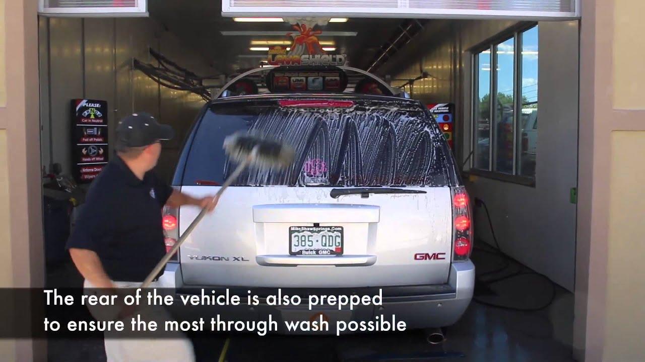 Car Prep All Seasons Auto Wash Colorado Springs Co Youtube