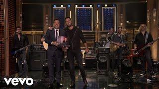 Luke Bryan - What She Wants Tonight (Live From The Tonight Show Starring Jimmy Fallon)