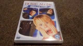 Home Alone (UK) DVD Unboxing