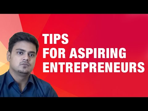 Entrepreneurial Advice for Young Entrepreneurs - Kshitij Kumar, CEO, Del Medix