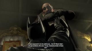Batman: Arkham Origins - 4K ULTRA / Max Settings PC - Penguin