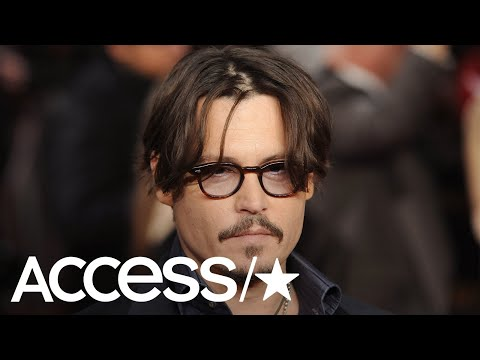 Johnny Depp Attacks Crew Member On Set After Drinking 'All Day' Report  Access
