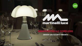 MINIPIPISTRELLO CORDLESS design Gae Aulenti 2017