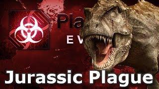 Plague Inc: Custom Scenarios - Jurassic Plague