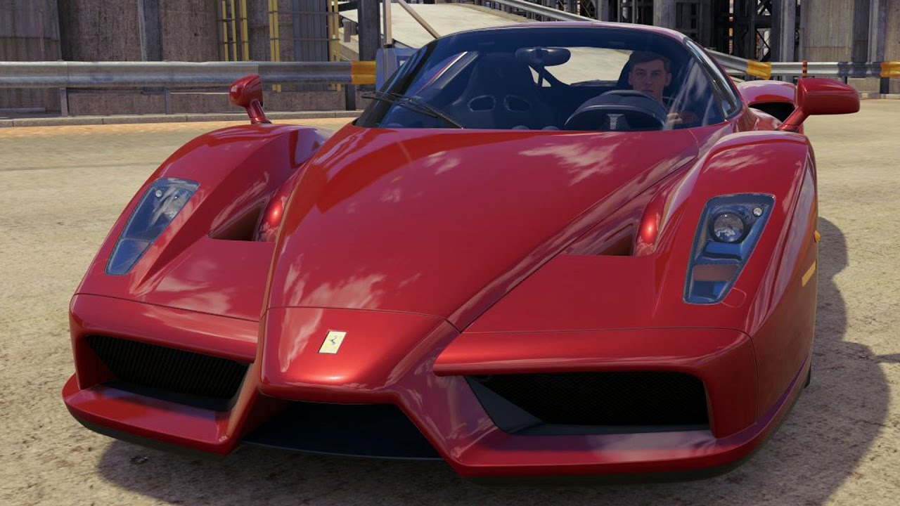 Ferrari Enzo Ferrari 2002 - Forza Horizon 3 - Test Drive Free Roam ...
