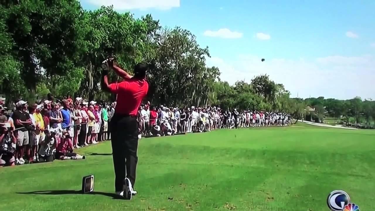Tiger Woods 2012 Arnold Palmer Invitational - FINAL ROUND