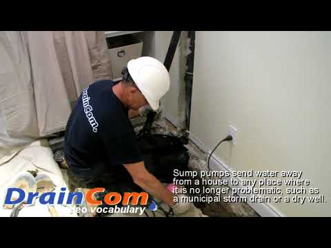 Sump Pump Installation and Repair in Frisco