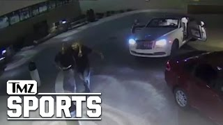 Aqib Talib Arriving at Hospital After NFL Player Shot Himself | TMZ Sports
