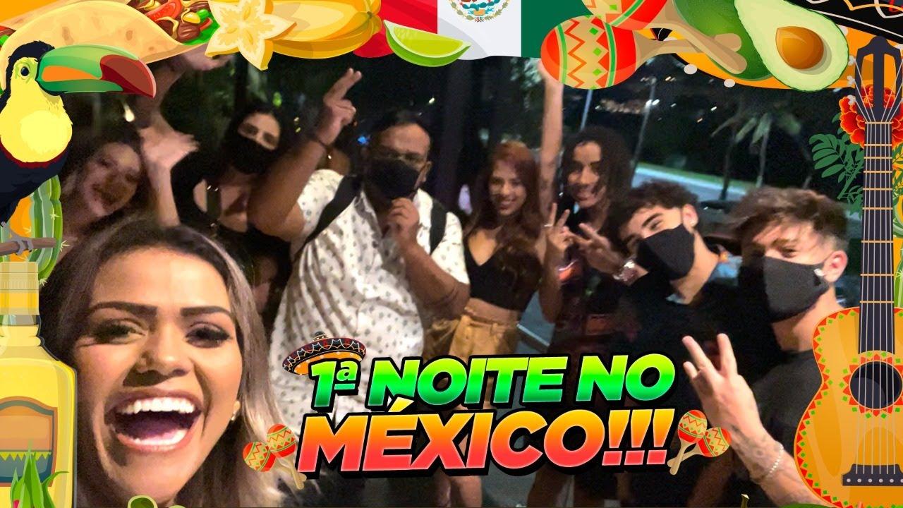 NOSSA PRIMEIRA NOITE NO MÉXICO (MÉXICO EP1)