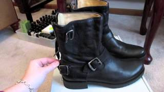 Requested: Frye Boot Review - Veronica Low