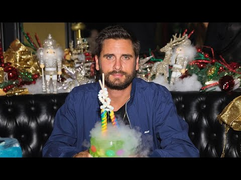 Scott Disick Shares Adorable Video With 2-Year-Old Reign for Thanksgiving -- See the Sweet Moment!
