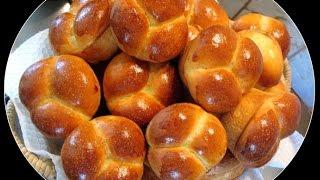 How to make Clover Leaf bread Rolls