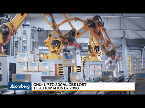 Chui Says Robot Jobs Apocalypse Predictions Are Overblown
