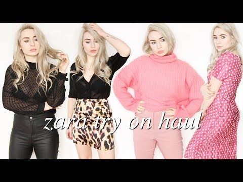 BIG ZARA, BOOHOO & ASOS HAUL (Try Ons)