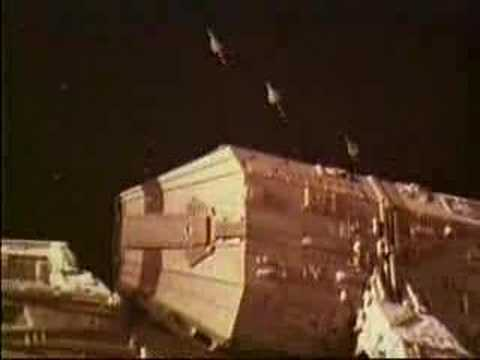 Original TV Battlestar Galactica 1979 commercial