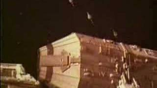Original TV Battlestar Galactica 1979 commercial