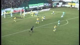 10.03.2013 Sestřih utkání: Bohemians Praha 1905 - FC Fastav Zlín 2:1 (1:0)