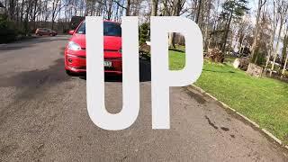 2021 Volkswagen UP!  4K POV Test Drive