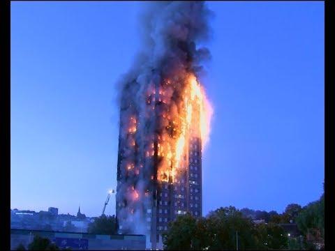 Fire Protest    News Ekushey Television Ltd 17 06 2017