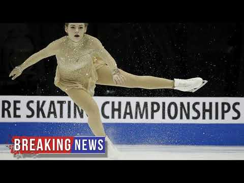 HOT NEWS Figure skater Gracie Gold withdraws from US championships | Daily Mail Online