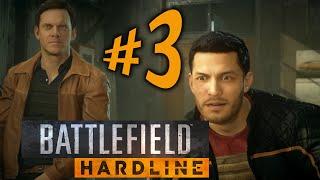 Battlefield Hardline - Parte 3: Plano de Vingança!! [ PC - Playthrough em Português do Brasil ]