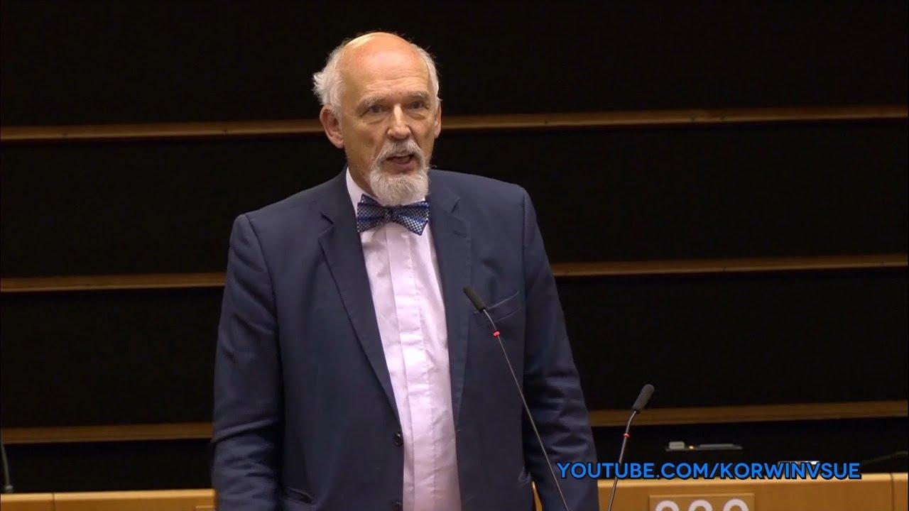 Walka z globalnym ociepleniem – Janusz Korwin-Mikke