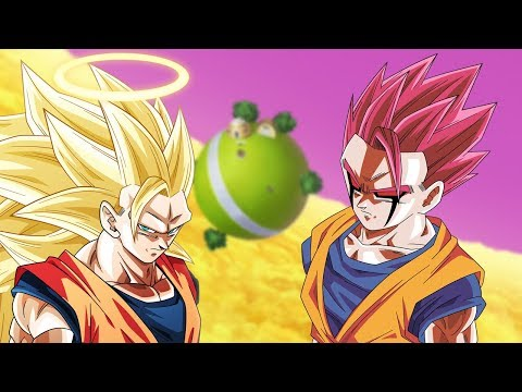 What if Gohan died on Namek and was trained by King Kai? Goku Confronts his evil Son Gohan! Part 4