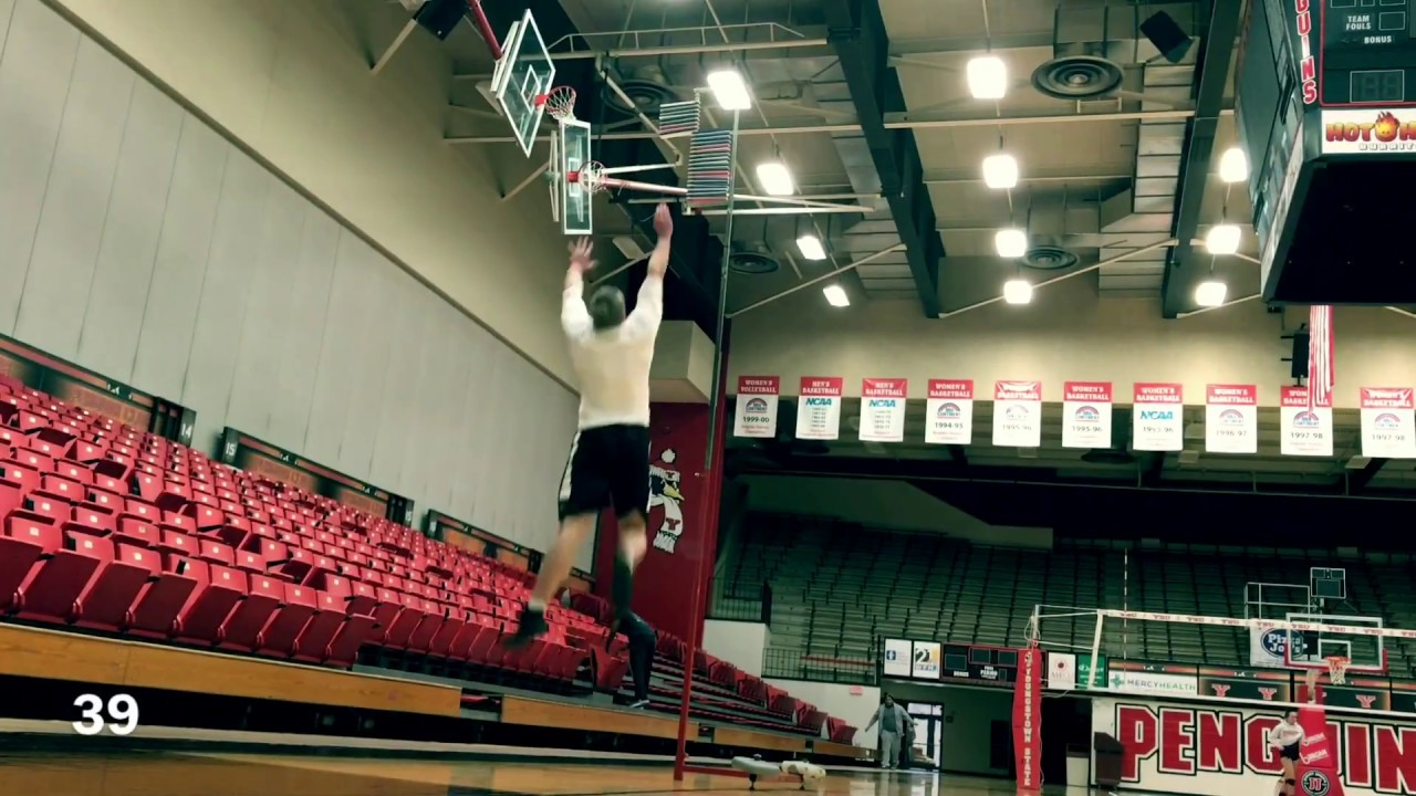 Master thesis exercise science vertical jump