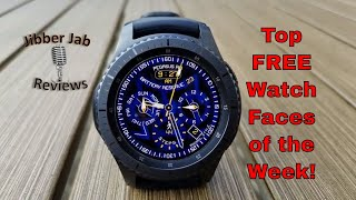 Top TOP FREE Must See & Must Download Samsung Galaxy Watch/Gear S3 AS03