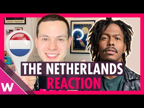 "The Netherlands Eurovision 2020 Reaction | Jeangu Macrooy ""Grow"""