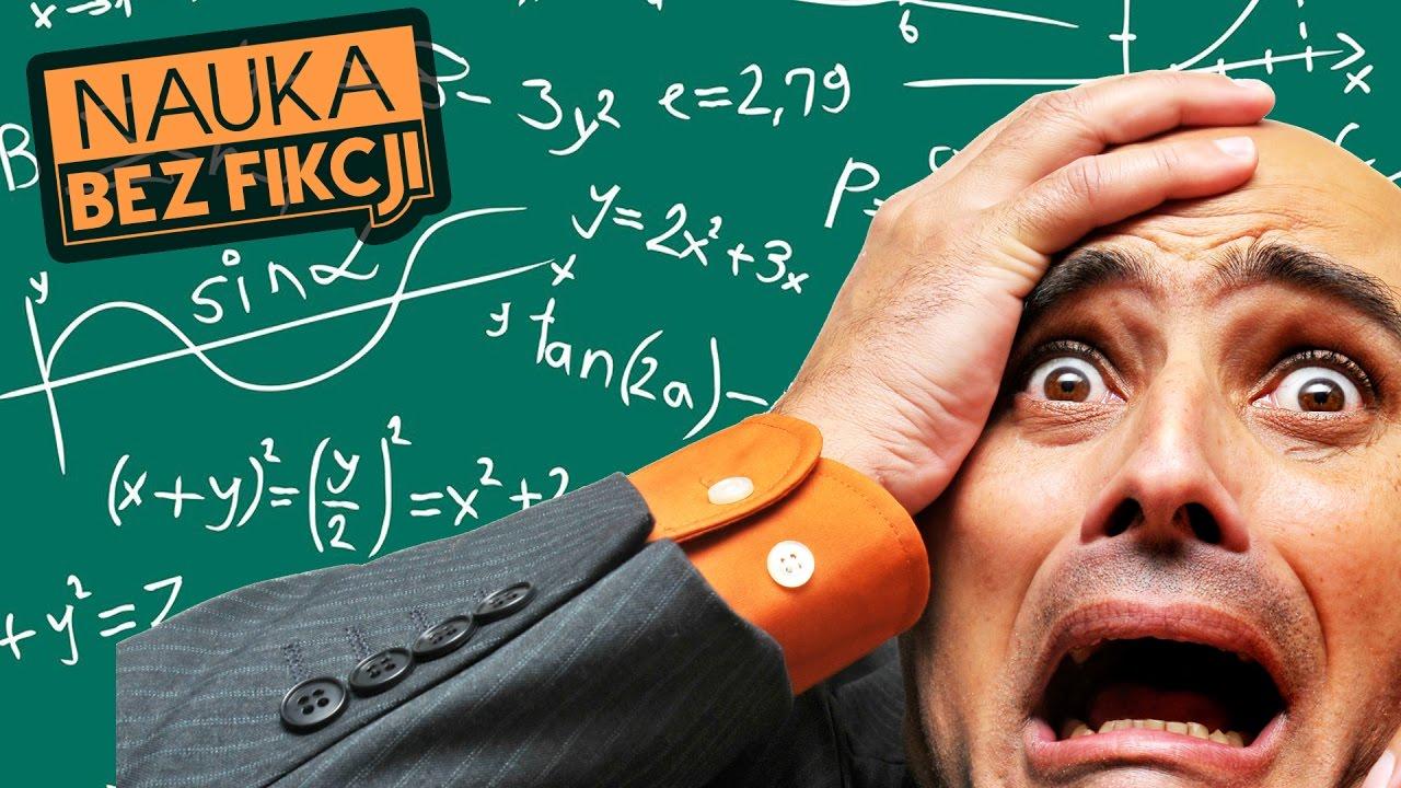 Co się dzieje w mózgach osób czujących niepokój przed… matematyką? | Nauka BEZ fikcji #28