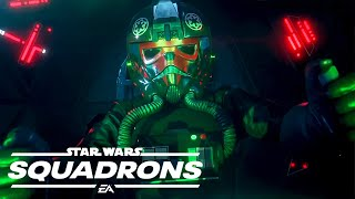 Star Wars: Squadrons - Offİcial Reveal Trailer