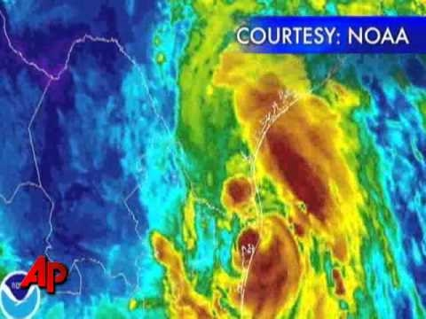 Tropical Storm Hermine Soaks South Texas