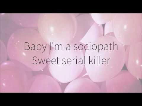 Sweet Serial Killer - Lana del Rey (Lyrics)
