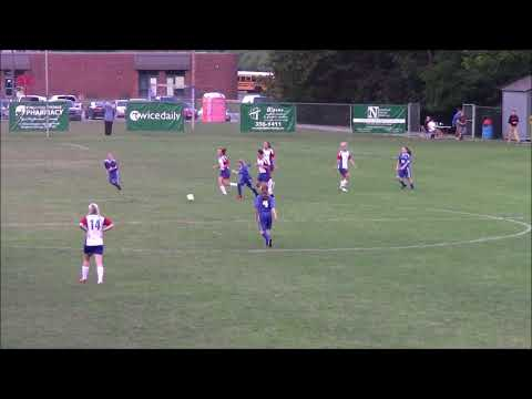 HMS Girls Soccer - East Hickman at Home 09/20/17