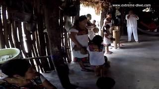Mayan village March 2020