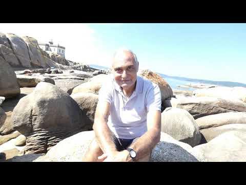 Cantigas de Leviatán: Chisco presenta o seu último libro na Illa Lobeira