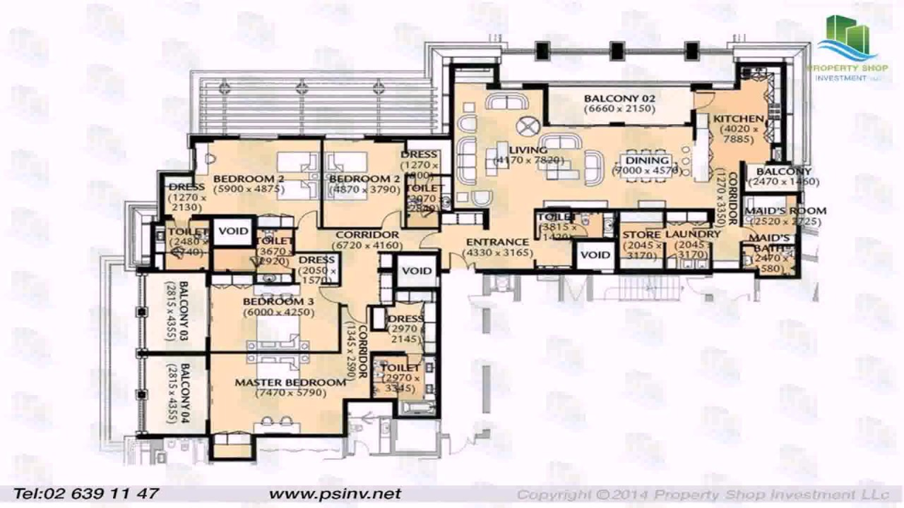 8x8 Room Floor Plan - YouTube