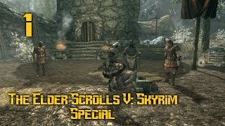 The Elder Scrolls V: Skyrim Special Edition Gameplay en Español #1