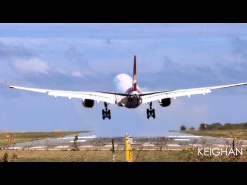 Hewanorra International Airport (TLPL/UVF) Virgin Atlantic A330