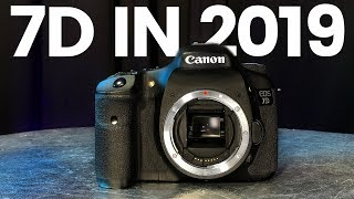 Canon 7D Mark i Is It Still Relevant in 2019? // The Best Value Used Video DSLR