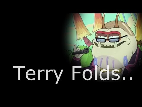 Terry Fold Flaps ws best version