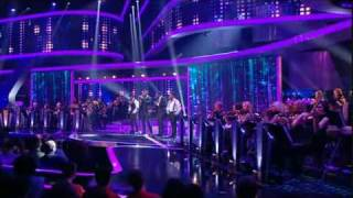 "The X Factor - Week 3 Act 8 - JLS | ""Ain"
