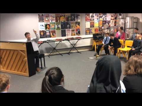 On Cue Workshop: Learning the Melody