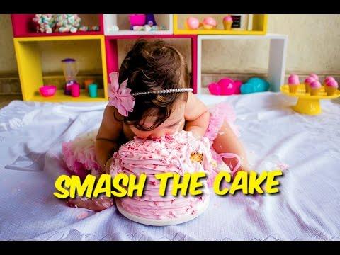 Clip Smash The Cake da Helena