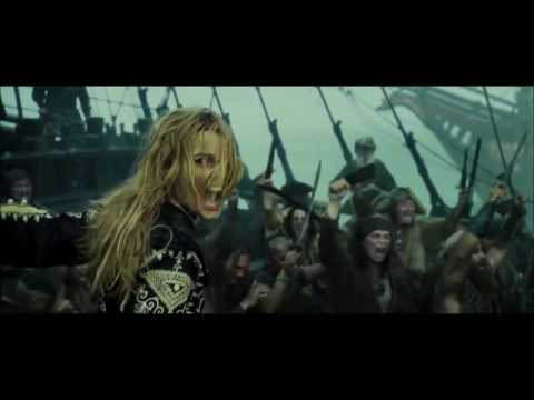 Pirates of the Caribbean - Master of the Tides