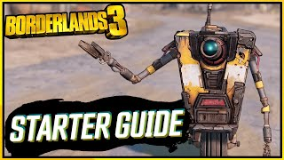 BORDERLANDS 3: Top 10 Tips For Your First Playthrough! (Starter Guide)