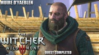 The Witcher 3: Wild Hunt - Let's Play - Muire D'yaeblen
