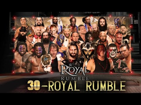 WWE Royal Rumble: The Dream List of 30 Contestants ...