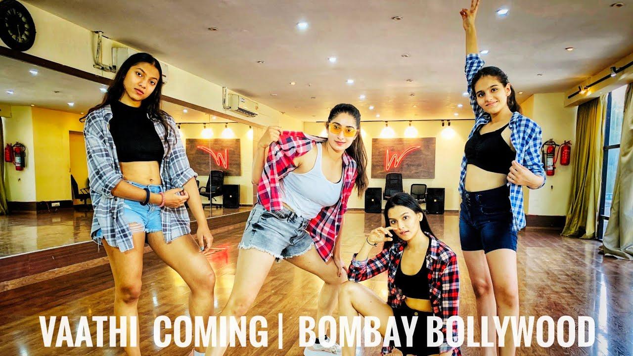 MASTER - VAATHI COMING |BOLLYWOOD CHOREOGRAPHY | Girl Gang | Waves Dance Academy.